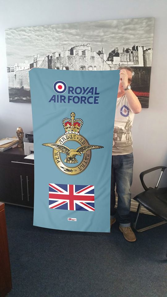 Royal Air Force Beach Towels Uk Forces Direct