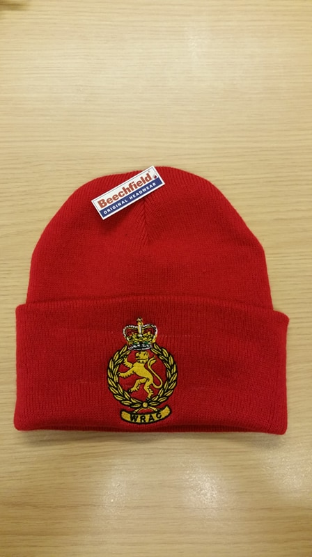 WRAC Cuffed Beanies - UK Forces Direct bb6a35a243e