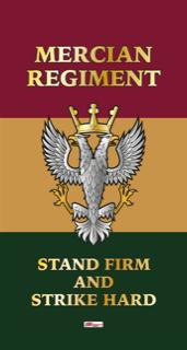 Mercian Regiment Performance Polo