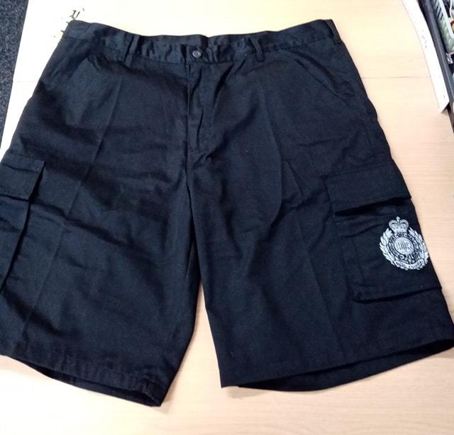 Custom Embroidered Cargo Shorts
